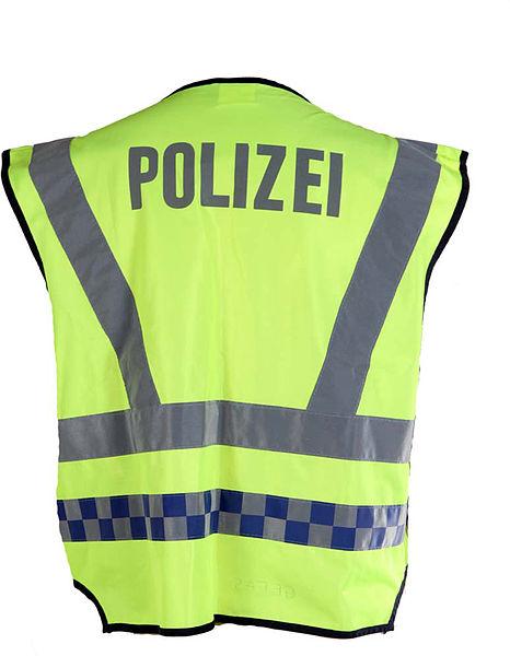 File:Bundespolizei AT Warnweste rueckenansicht.jpg