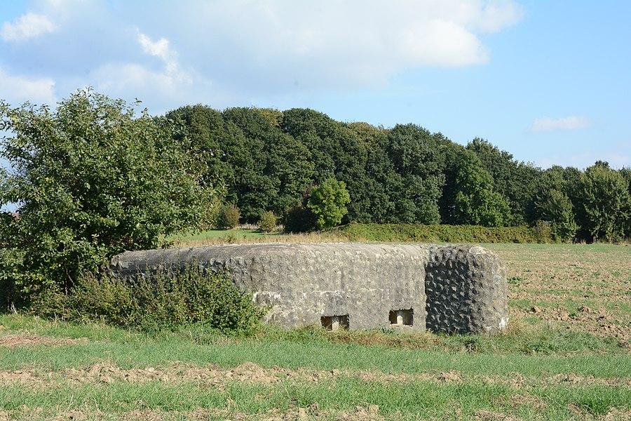 Bunker in Oosterzele