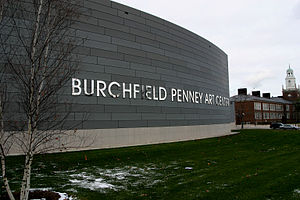 Buffalo State College - Burchfield-Penney Art Center