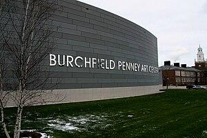 Buffalo State College - Burchfield-Penney Art Center