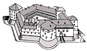 Image illustrative de l'article Château de Berejany