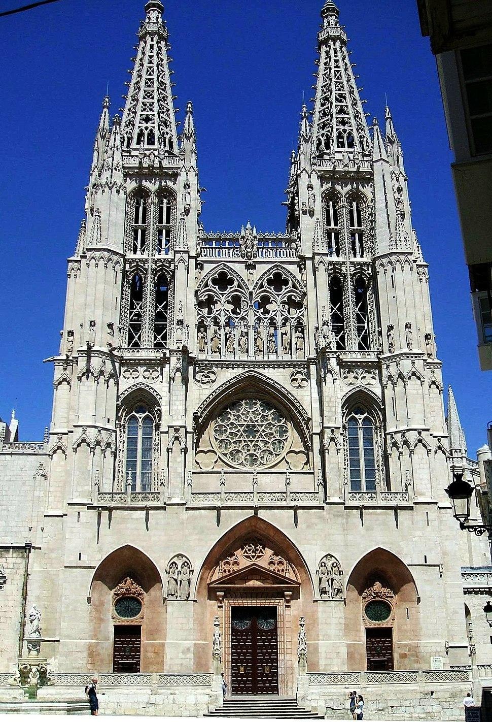 Burgos - Catedral 002