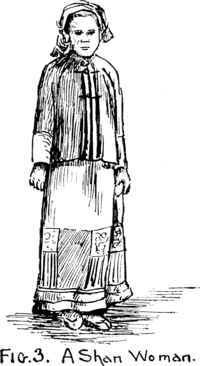 Fig. 3. A Shan Woman.