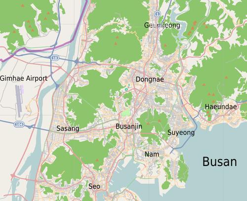 Hotels Near Gimhae Airport Busan