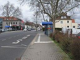 Egerländer Straße in Raunheim