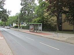 Elsenborner Straße in Hannover