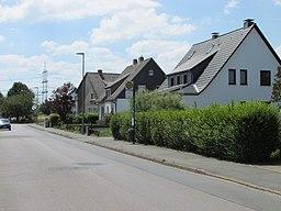 Römerstraße in Schwerte