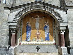 Bussy-la-Côte Eglise Saint-André mosaique.jpg