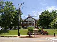 Butler County Courthouse Kentucky