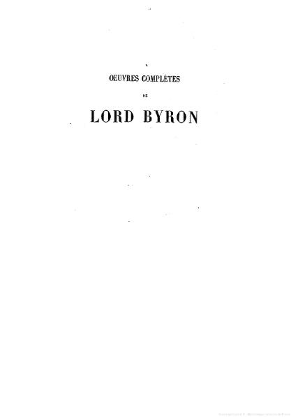 File:Byron - Œuvres complètes, trad. Laroche, III.djvu
