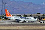 C-GANV Air North Yukon's Airline 1984 Boeing 737-2X6C-Adv (cn 23122-1036) (11719951355).jpg