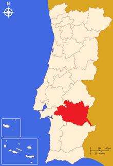 alentejo central mapa Alentejo Central – Wikipédia, a enciclopédia livre alentejo central mapa