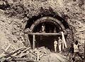 COLLECTIE TROPENMUSEUM Spoorwegtunnel in aanbouw TMnr 60052251.jpg