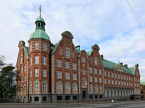Axel Berg (architect) - Image: C F Tietgens Hus København