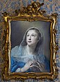 Ca' Rezzonico Sala dei pastelli - Madonna orante - Rosalba Carriera.jpg