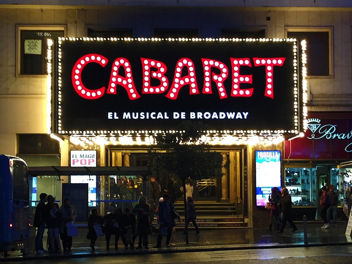 Cabaret Musical Wikipedia La Enciclopedia Libre