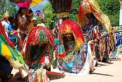 Maracatu rural-folclore