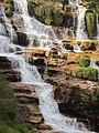 Cachoeira que deságua na Casca d'Anta no Parque Nacional da Serra da Canastra.JPG