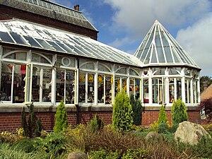 Churchtown, Merseyside - Botanic Gardens Cafe