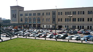 Ramses Station - Image: Cairo Railway station