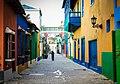 """Calle """"Los Lanceros"""" en Puerto Cabello.jpg"""