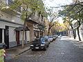 Calle Balcarce entre San Lorenzo y Chile, San Telmo, Buenos Aires.jpg