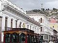 Calle García Moreno, Quito, Trolleybus, pic.aaa.jpg