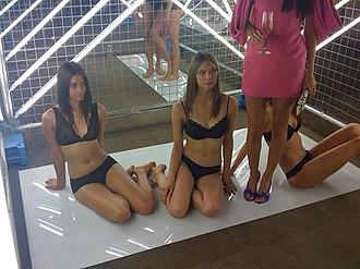Calvin Klein - Calvin Klein models