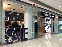 Calvin Klein Jeans at Citygate, Hong Kong.JPG