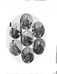 Calvinistic Methodist ministers, Liverpool (1867)