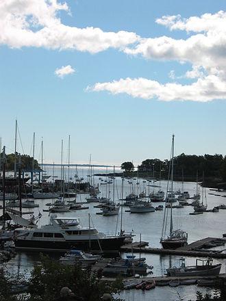 Camden, Maine - Camden harbor
