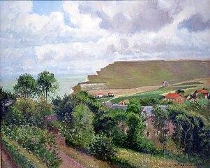 View of Berneval