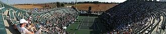 Israel Tennis Centers - Canada Stadium; 2008