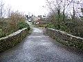 Canal bridge near Adam's level crossing near Portadown - geograph.org.uk - 1085510.jpg