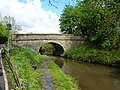Canal bridge no 27, Peak Forest Canal.jpg