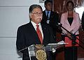 Cancillería rinde homenaje al embajador Juan Miguel Bákula a cien años de su natalicio (12619896574).jpg