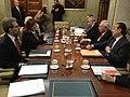 Canciller Eda Rivas se reúne con Ministro de Asuntos Exteriores y de Cooperación de España (11329728504).jpg