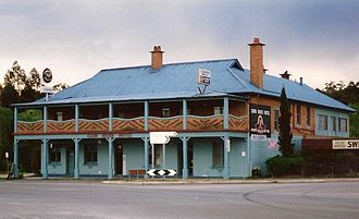 Cann River, Victoria - Image: Cann River Hotel 1995