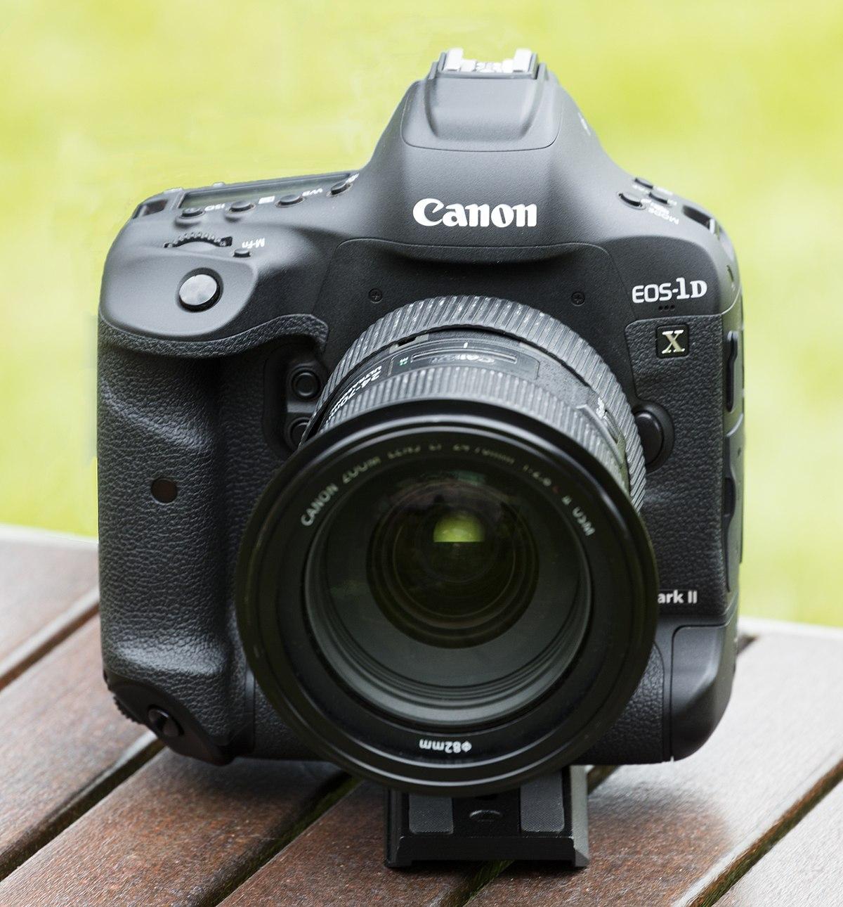 Canon 1d mk2 Manual