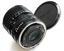 dating canon fd lenses