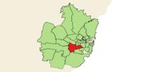Canterbury Bankstown LGA in der Metropolregion Sydney.png