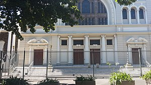 Gardens Shul - Image: Cape Town Hebrew Congregation
