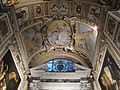 Cappella cerasi 02 affreschi di innocenzo tacconi (inizi XVII sec).JPG