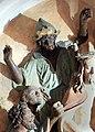 Cappella della casa di pilato, cristo coronato di spine attr. ad agnolo di polo e benedetto buglioni, 02 moro.jpg