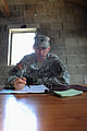 Capt. Michael Bruce conducts couseling training (7650813692).jpg
