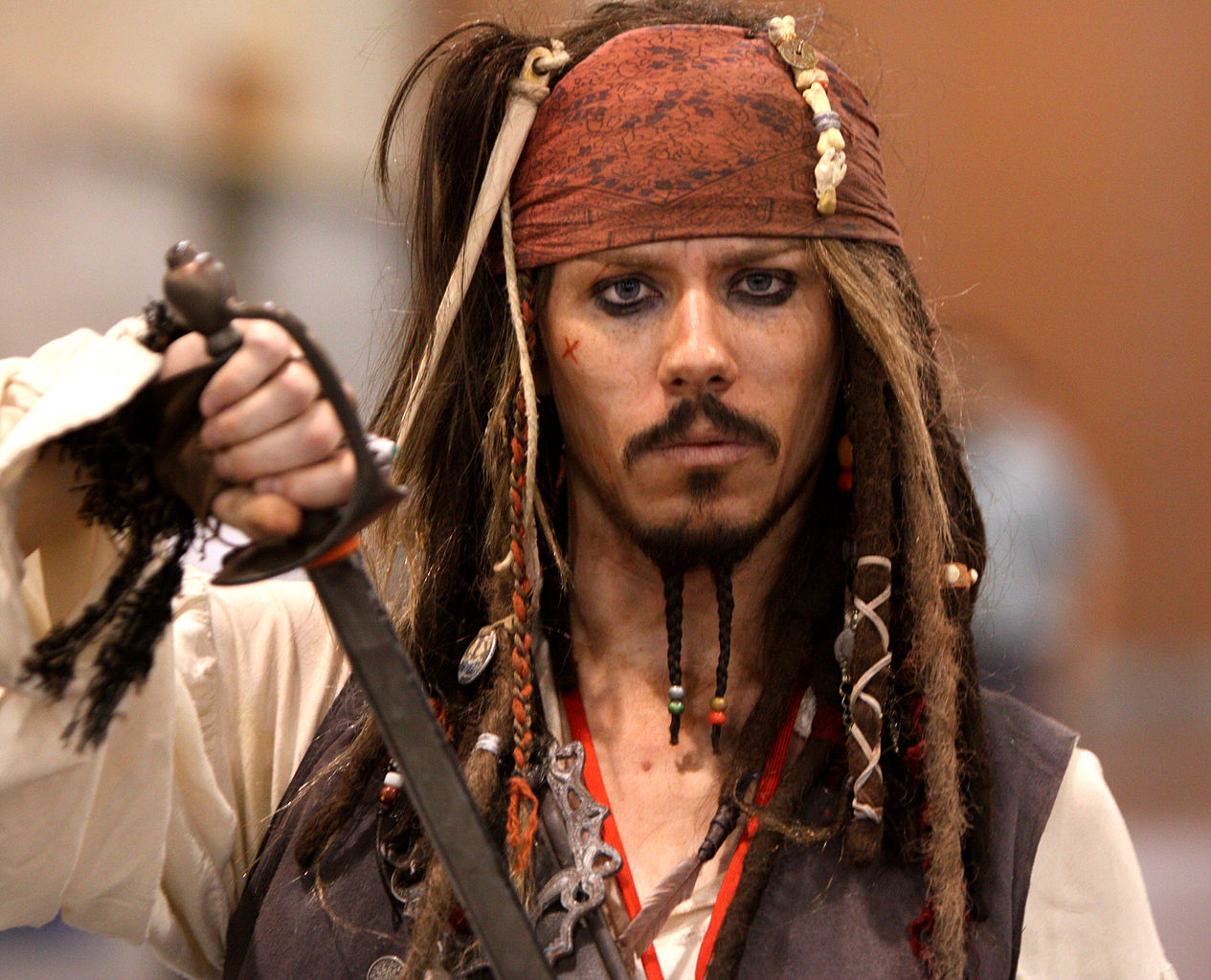 Captain Jack Sparrow Arts And Crafts Step By Step Origami