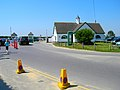 Car Park Entrance, West Wittering Estate - geograph.org.uk - 522836.jpg