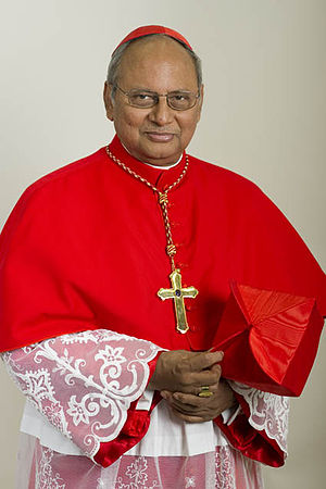 Mozzetta - Image: Cardinal Ranjith