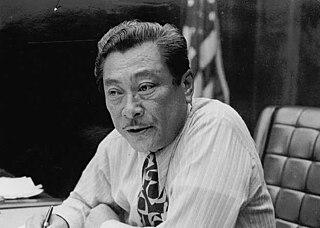 Carlos Camacho American governor of Guam