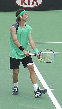 Carlos Moyá na Australian Open 2006